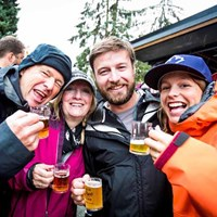 Celebrate the 5th Annual Whistler Village Beer Festival