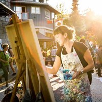Fall For Arts Returns to Whistler!