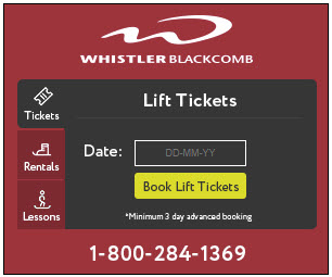 Whistler Blackcomb Lift Tickets Lessons Rentals