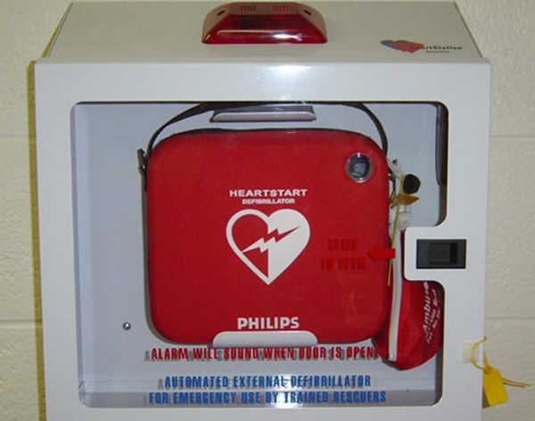 AED Emergency System