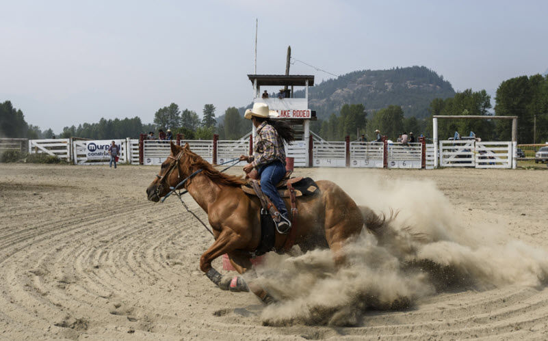 Mount Currie Rodeo