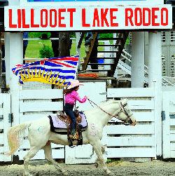Lil'wat Lake Rodeo
