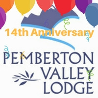 The Pemberton Valley Lodge Turns 14!