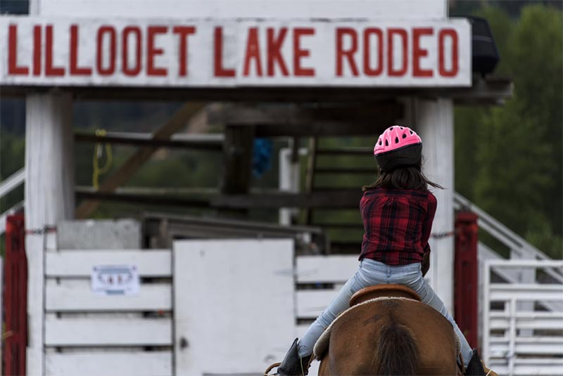 Lillooet Lake Rodeo Family Day