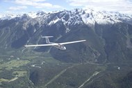 Gliding with Pemberton Soaring Centre
