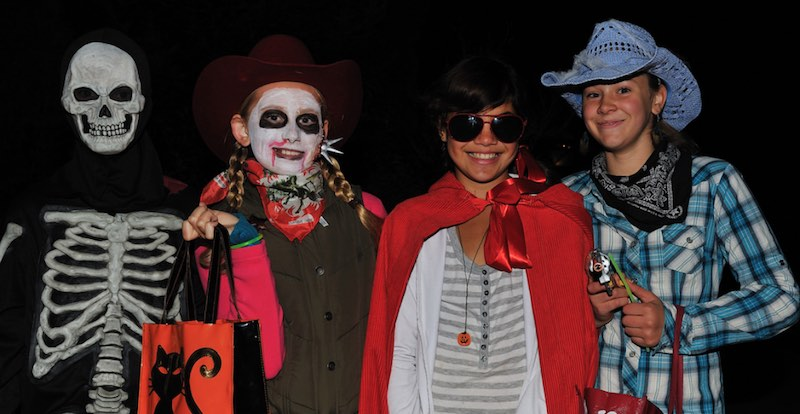 Halloween Pemberton Events