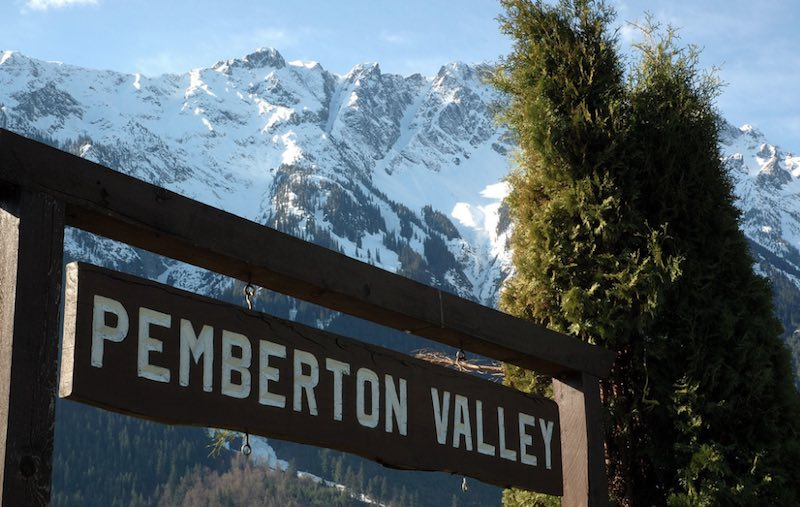 Pemberton Valley Things to do winter summer