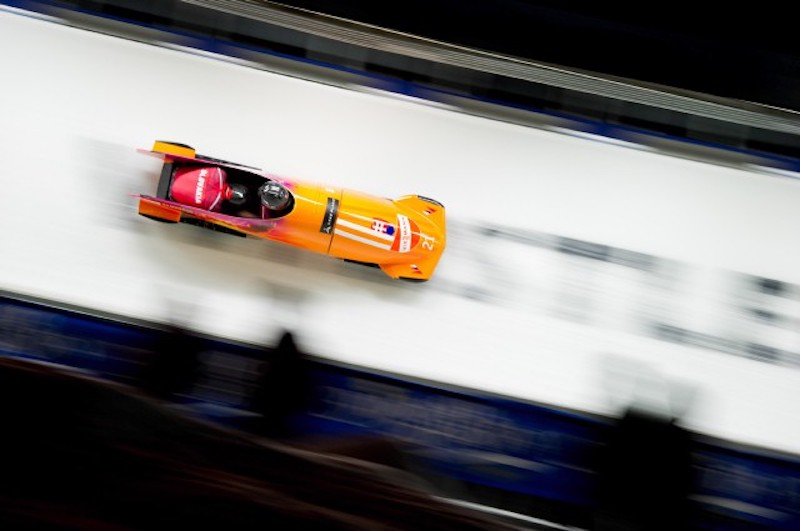 Whistler World Bobsleigh Skeleton Championships