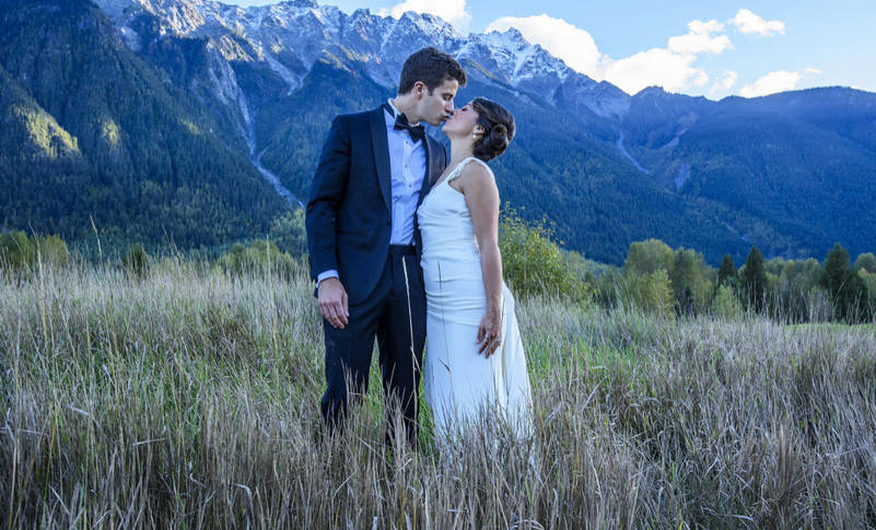 Mount Currie Wedding