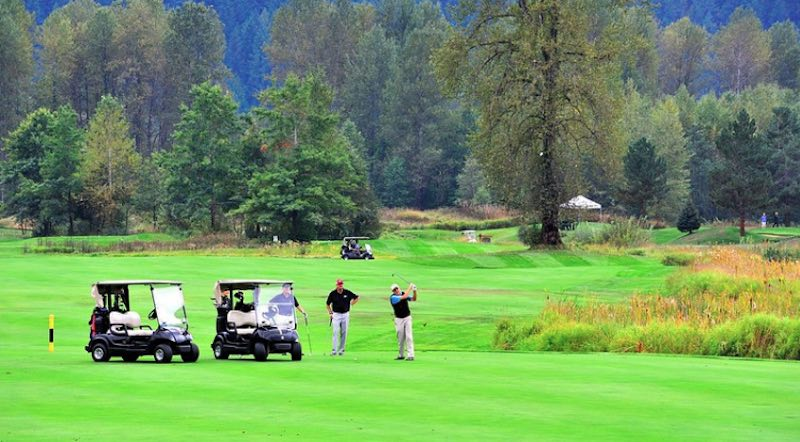 Big Sky Fall Golf Events