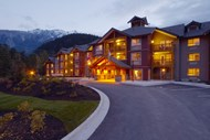 Pemberton Valley Lodge Exterior