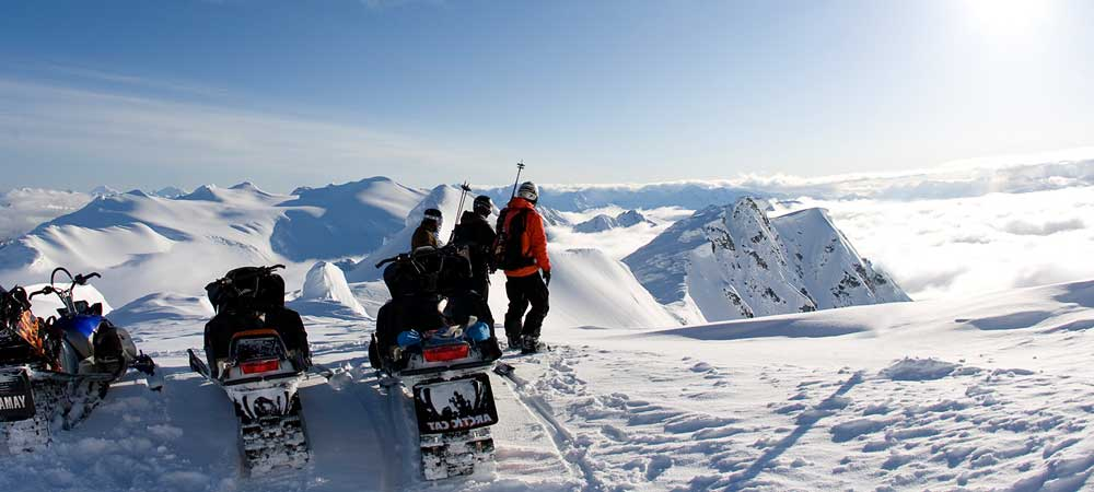Pemberton Winter Activities