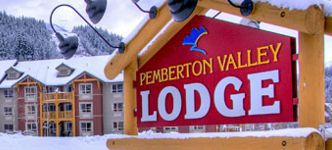 Lodge Exterior Winter