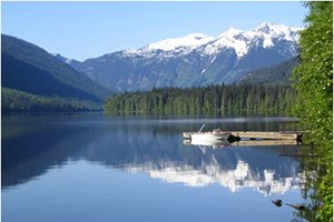 Spring Time Pemberton Fishing Packages