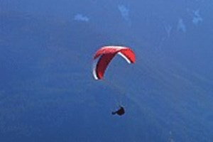 Try Paragliding in Pemberton