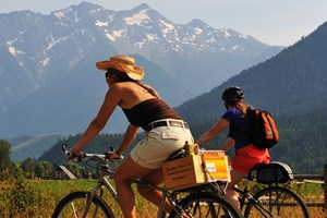 Take it Slow During the 2012 Pemberton Slow Food Cycle