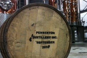 Take Summer Pemberton Distillery Tour