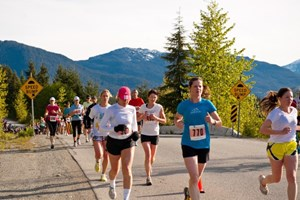 Terry Fox Run Pemberton