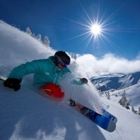 Blackcomb Mountain Opens